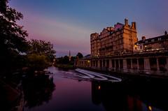 Pulteney Weir - BATH UK