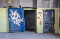North Exit (Pas (sQualie)) Tags: toronto ontario nikon doors ue urbex uer 2013 nikon1755mmf28 d7000