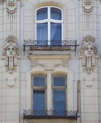 Szecesszis rszlet (Sevcsenko sugrt) (sandorson) Tags: travel lviv ukraine galicia lvov  lww lemberg galcia leopolis ukrajna    sandorson ilyv halics