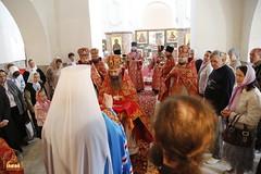 028. Patron Saints Day at the Cathedral of Svyatogorsk / Престольный праздник в соборе Святогорска