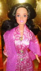 1998 Kebaya Barbie (Pink) (3) (Paul BarbieTemptation) Tags: world pink dolls barbie special malaysia teresa series 1998 malaysian malay kebaya dotw