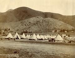Barberton Camp, c.1901.
