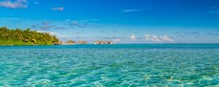 Blue lagoon - Gili Lankanfushi Maldives