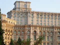 Bucharest, Romania (Aug-2015) 004 (MistyTree Adventures) Tags: urban building architecture europe cityscape outdoor romania bucharest palaceoftheparliament