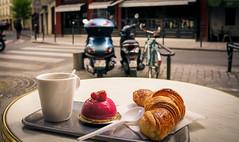 My sweet Paris (Tigra K) Tags: paris4earrondissement îledefrance france fr 2012 bike cafe city color object paris road