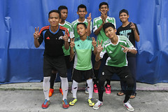 FUTSAL with Memboi FT (Farishdzq) Tags: sport youth player teen futsal