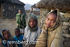 Local children walking through the village wrapped in blankets in Lesotho, Africa (Remsberg Photos) Tags: world africa travel winter usa home children outdoors village young wanderlust huts adventure blankets tradition wander lesotho thatchroof homepeople africanculture stonematerial home|homepeople|children world|africa