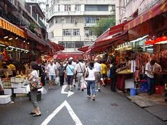 Hong Kong Street Market (sharon.corbet) Tags: market hongkong 2011 china street