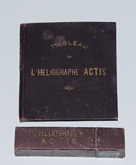 L'Heligraphe ACTIS (Lux4u2) Tags: france actis actinometer lux4u2 heliographe