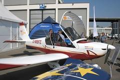 D-MBFZ (vriesbde) Tags: eurostar aero friedrichshafen ev97 aero2007 evektor evektorev97eurostar ev97eurostar evektorev97 evektoreurostar dmbfz