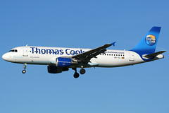 OO-TCL 15012007 (Tristar1011) Tags: airbus bru discover ebbr brusselsairport a320200 thomascookairlines ootcl