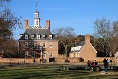 Virginia, Colonial Williamsburg, Governor's Palace IMG_2329 (ianw1951) Tags: architecture colonialwilliamsburg historicalreenactment usa virginia
