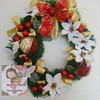 Guirlanda natalina (Ma Ma Marie Artcountry) Tags: guirlanda guirlandadenatal natal natale navidad xmasdecoration xmasornament