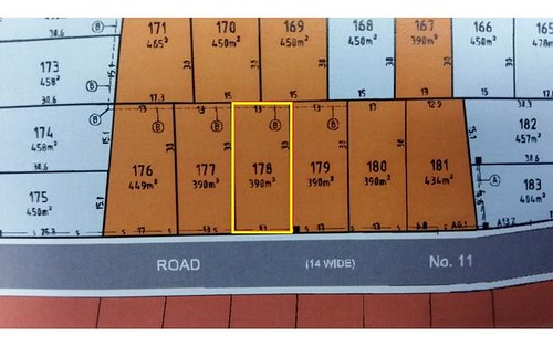 Lot 178 Proposed Road, Spring Farm NSW 2570