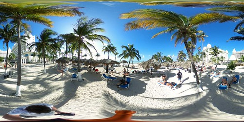 Beach RIU Palace Aruba