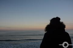 Tranquilidad (JadeDarkRose) Tags: nikon nikond7100 d7100 españa spain asturias nature naturaleza lastres playa beach lagriega colunga moon luna moonlight