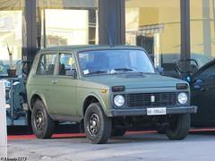 1989 Lada Niva 1600 (Alessio3373) Tags: lada ladaniva ladaniva1600 niva1600 oldcars classiccars autoshite youngtimers offroad