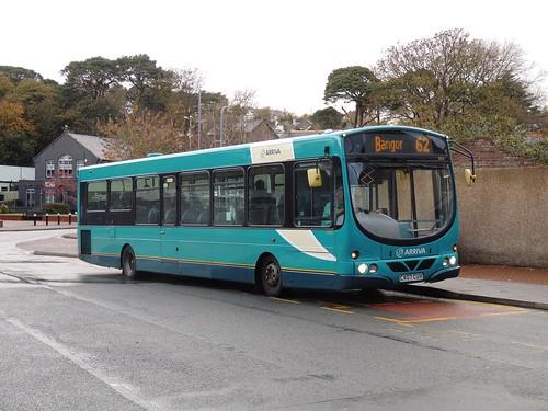 DSCN7793 Arriva Cymru 2658 CX07 CUV