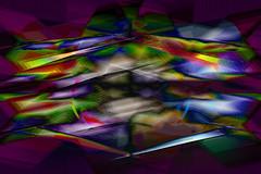 Segmentos (seguicollar) Tags: creaciones artedigital arte art artecreativo virginiaseguí abstracto abstracción colorido color brillante segmentos líneas cruces rayas bleu imagencreativa photomanipulación