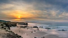 Playa de las Catedrales. Ribadeo. Lugo (Rafael Cejudo Martinez) Tags: ribadeo hdr panoramica 2016 playadelascatedrales galicia españa