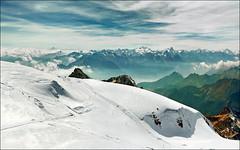 Infinite Alpine peaks (Katarina 2353) Tags: winter landscape zermatt switzerland katarina2353 katarinastefanovic