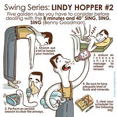 Notice to dancers (Carola Ghilardi) Tags: lindyhop lindyhopdance lindyhopper lindyhoppers jitterbug swing swingdance swinging swinger swingers bennygoodman singsingsing