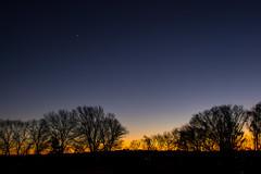 Venus (E. Aguedo) Tags: venus sunset sky trees long exposure warwick rhode island new england ngc