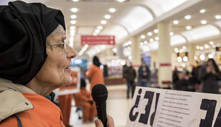 Paulette Schroeder Tells the Story of a Guantánamo Detainee in the Union Station Food Court