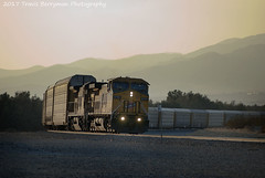 2007-02-20 CNW 8701 East at West Palm Springs (Travis Berryman) Tags: unionpacific beaumonthill uprr upyumasub desertrailroading