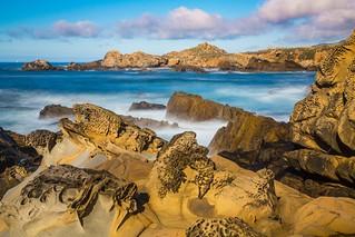 Tafoni Coast