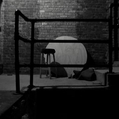 going underground (5) (all quiet please proceed) Tags: chicago nearwestside nite night furnishings