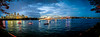 Panorama - Sydney Harbour (guldanx) Tags: longexposure opera operasydney sydney australia harbourbridge bridge pixel google night city cityscape sky skyline nightlights clouds sunset sunrise urban town buildings architecture landscape
