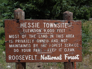 Hessie Townsite