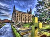 Welcome to Church Land (RS400) Tags: buildings church hdr wow cool wicked bristol olympus outside landscape art south west uk path colours colourful