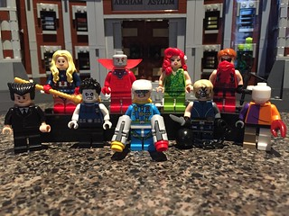 Lego DC Figures 7