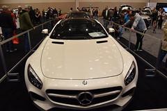 Mercedes something…