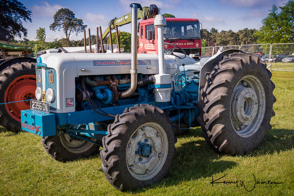 Tractor Car Tags : The world s best photos of ploughmaster and roadless