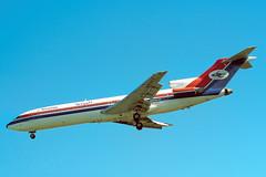 4W-ACF Boeing 727-2N8 Yemenia (pslg05896) Tags: lgw egkk london gatwick 4wacf boeing727 yemenia