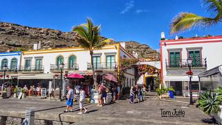 Puerto de Mogan, Gran Canaria, Spain - 4827