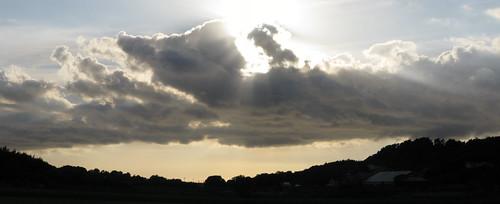 Cloud in Björlanda 2011
