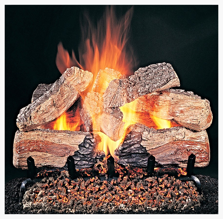 Rasmussen Evening Desire gas logs