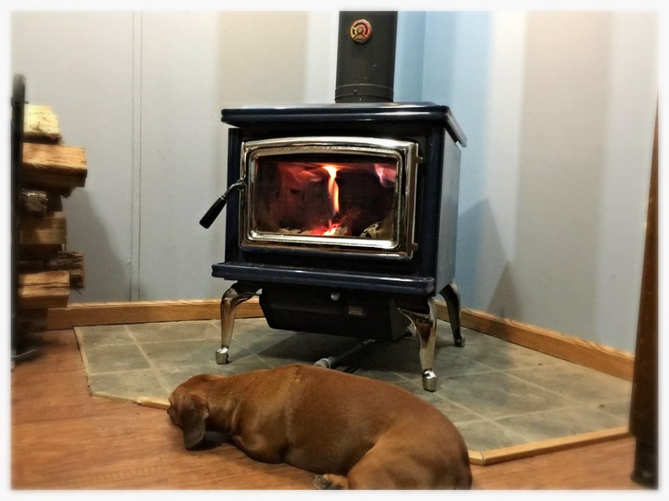 Pacific Energy Spectrum Classic Wood Stove. Ooltewah, Tn.