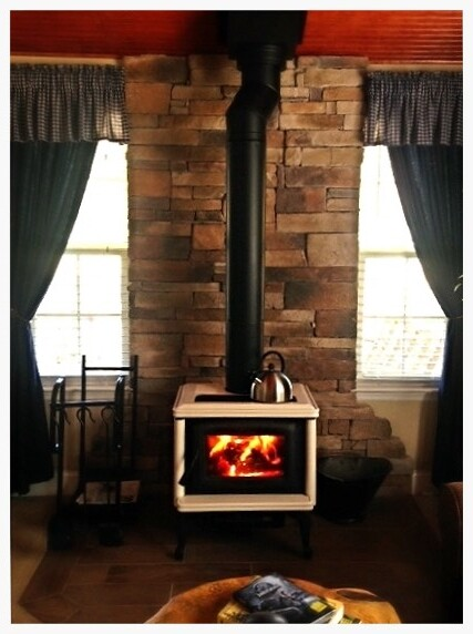 Pacific Energy Classic wood stove, Chattanooga, Tn.