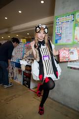 Nyangoro Berry -C88 Company Booth (Ariake, Tokyo, Japan) (t-mizo) Tags: girls portrait woman girl japan canon person tokyo women cosplay sigma showgirl   odaiba canon5d daiba cosplayer companion lr lightroom   ariake   c88 bigsite  comicmarket  campaigngirl  comike        eos5d3 lr5  eos5dmarkiii 5d3 5dmark3 canon5d3 lightroom5 eos5dmark3 5dmarkiiii comicmarket88 88 88 sigma2435mmf2dghsmart sigma2435f2 sigma24352 sigma2435mm sigma2435mmf2 sigma2435mmf2dg sigma2435mmf2dgart sigma2435mmf2art