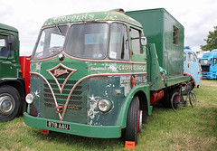 TV010963-Kelsall. (day 192) Tags: truck wagon lorry lorries steamrally s20 foden kelsall transportshow vintagelorry transportrally classiclorry fodens20 preservedlorry 878aau kelsallsteamvintagerally croppersgarage