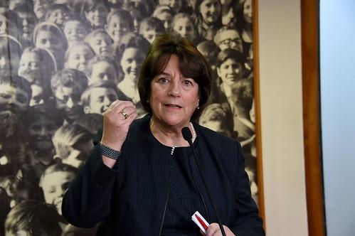 Ministra de Educación, Adriana Delpiano se reúne con el Consejo de Decanos de Pedagogía