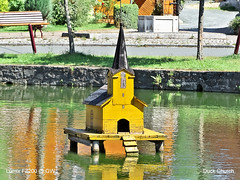 Duck Church (GerWi) Tags: duck ente entenhaus