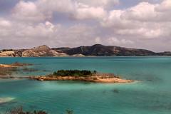 IMG_6743 Dam - Embalse de Contreras 6  - Seen in Explore - 2015-08-28 # 296 (jaro-es) Tags: españa clouds canon spain dam explore spanien embalse staudamm spanelsko eos70d