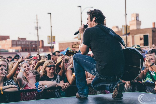 Joe Nichols - August 14, 2015 - Hard Rock Hotel & Casino SIoux CIty
