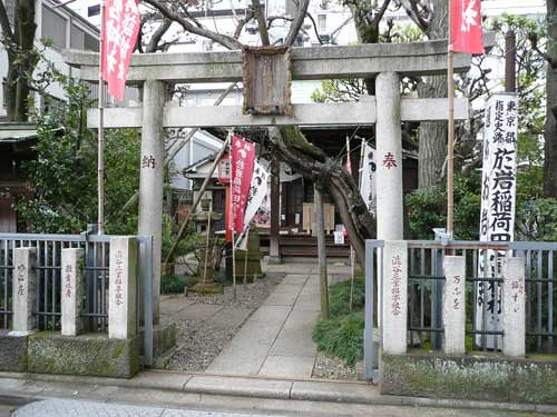 Den-Oiwa-Inari-Tamiya-Jinja